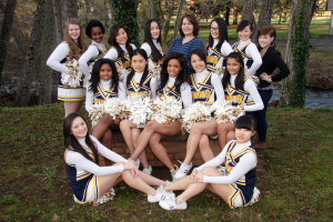 christian academy, boarding school sports, private boarding school cheerleaders, canyonville, oregon, boarding school