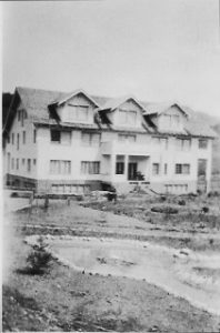 Hafferson house, christian boarding school, canyonville, oregon