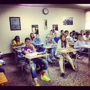 International students, boarding school, canyonville christian academy, private school, academics