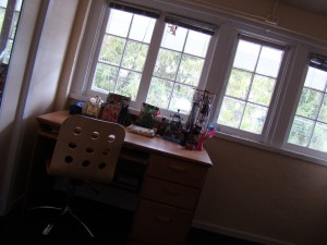 girls dorm at private boarding school Canyonville Christian Academy
