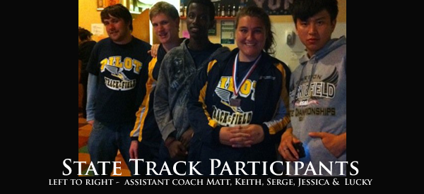 Canyonville Christian Academy boarding schools State Track Participants 2011