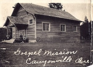 Canyonville Christian Academy beginnings go back to 1924.  This private boarding school has a rich history.