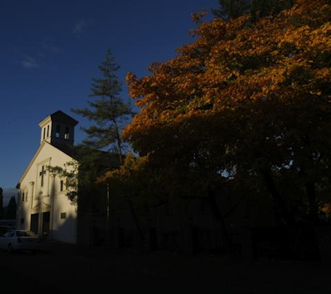 CCA-Chapel 2012
