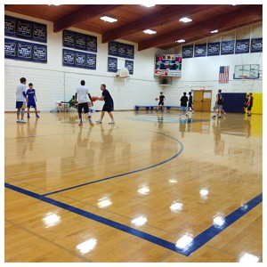 christian academy Activities - 3-on-3 Tournament