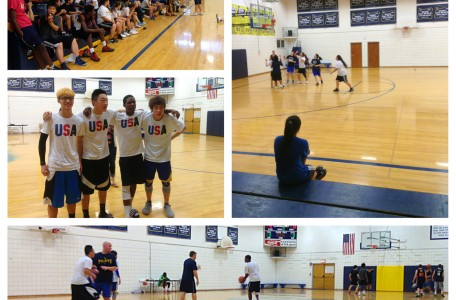 christian academy holds fun tournament for boarding school students in canyonville, oregon