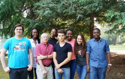 Christian Academy Students Attend the Oregon Shakespeare Festival