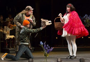 canyonville christian academy, into the woods, ashland, oregon, shakespeare festival