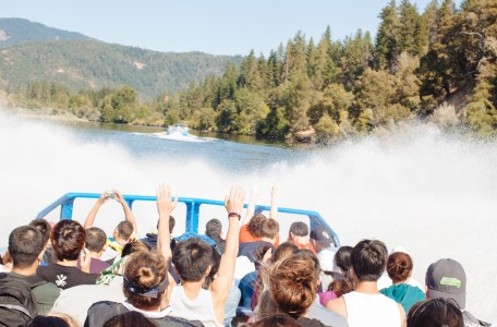 private school, canyonville christian academy, international students, jet boating, activities