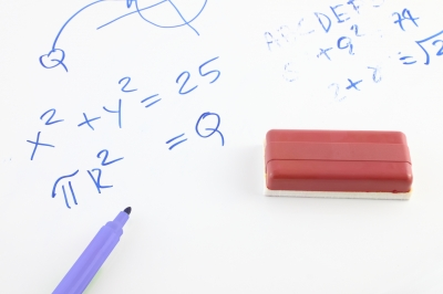 mathematics class offered at private school, canyonville christian academy, oregon