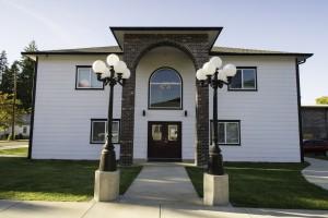 Canyonville Christian Academy's new dorm