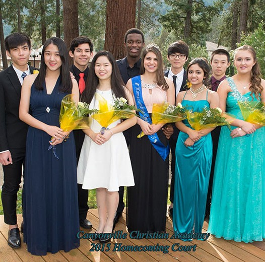 Canyonville Christian Academy's Homecoming 2015