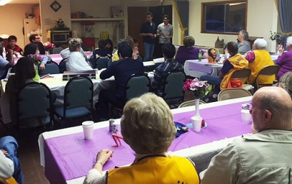 International Students Share Their Diverse Cultures With Lions Club International