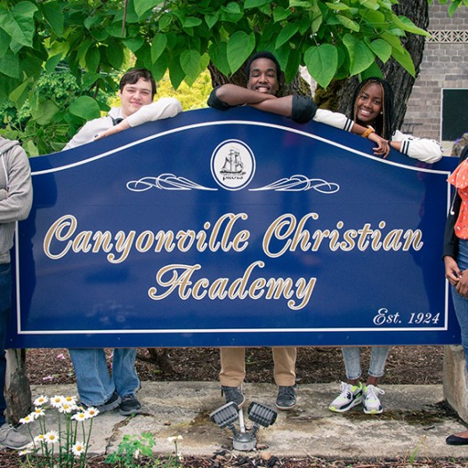 Canyonville Christian Academy Wins National Stock Market Game Again!