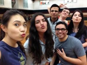 Christian boarding school, homecoming highlights, pep rally, basketball