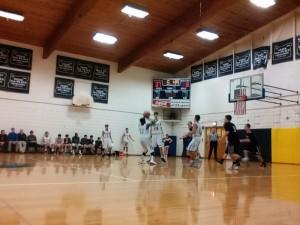 varsity basketball team, homecoming weekend