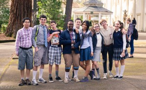 Spirit Week, Canyonville Christian Academy, a Christian boarding school, in southern Oregon.
