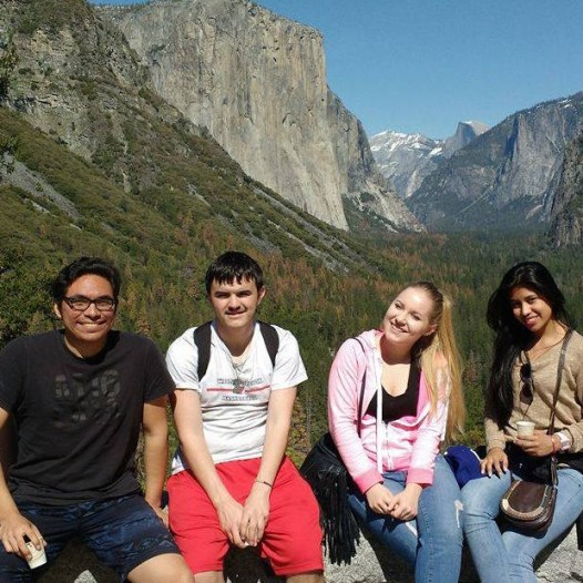 Seminar Class Visits Yosemite National Park & LA Museums