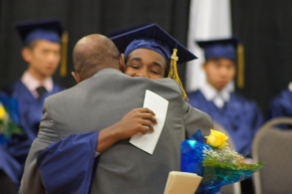 christian boarding school, high school graduation, thank you mom and dad