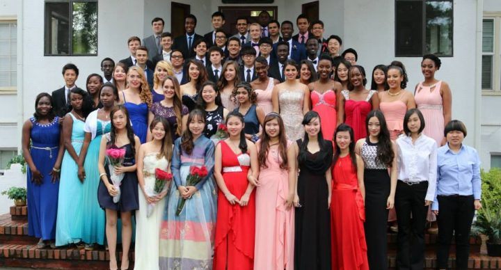 Christian Boarding school has annual Junior Senior Banquet