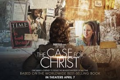 Christian High School watches The Case For Christ