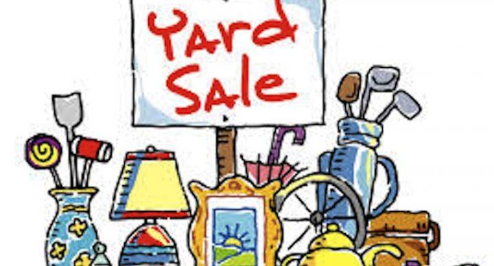 Christian Boarding School host yard sale