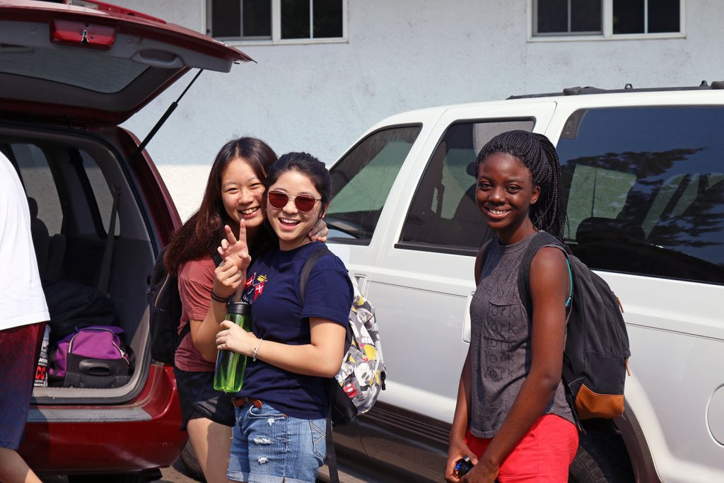 International Student Leaders go on trip for Leadership Training
