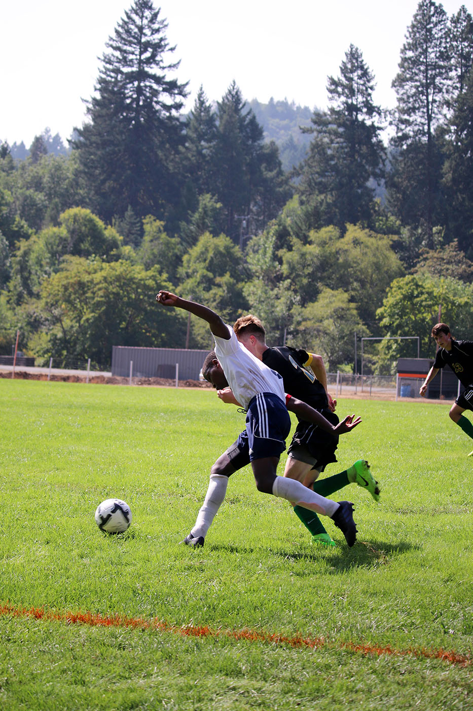 Boys Soccer at Best Christian Academy