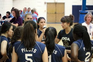 Canyonville Christian Academy, a Christian Boarding School's - Girls' Volleyball Coach, explains some important strategies