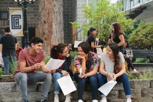 International Students at Christian Boarding School in America
