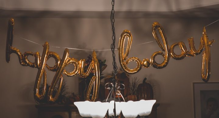Boarding school, canyonville academy, holds birthday celebrations, and decorates with ballons