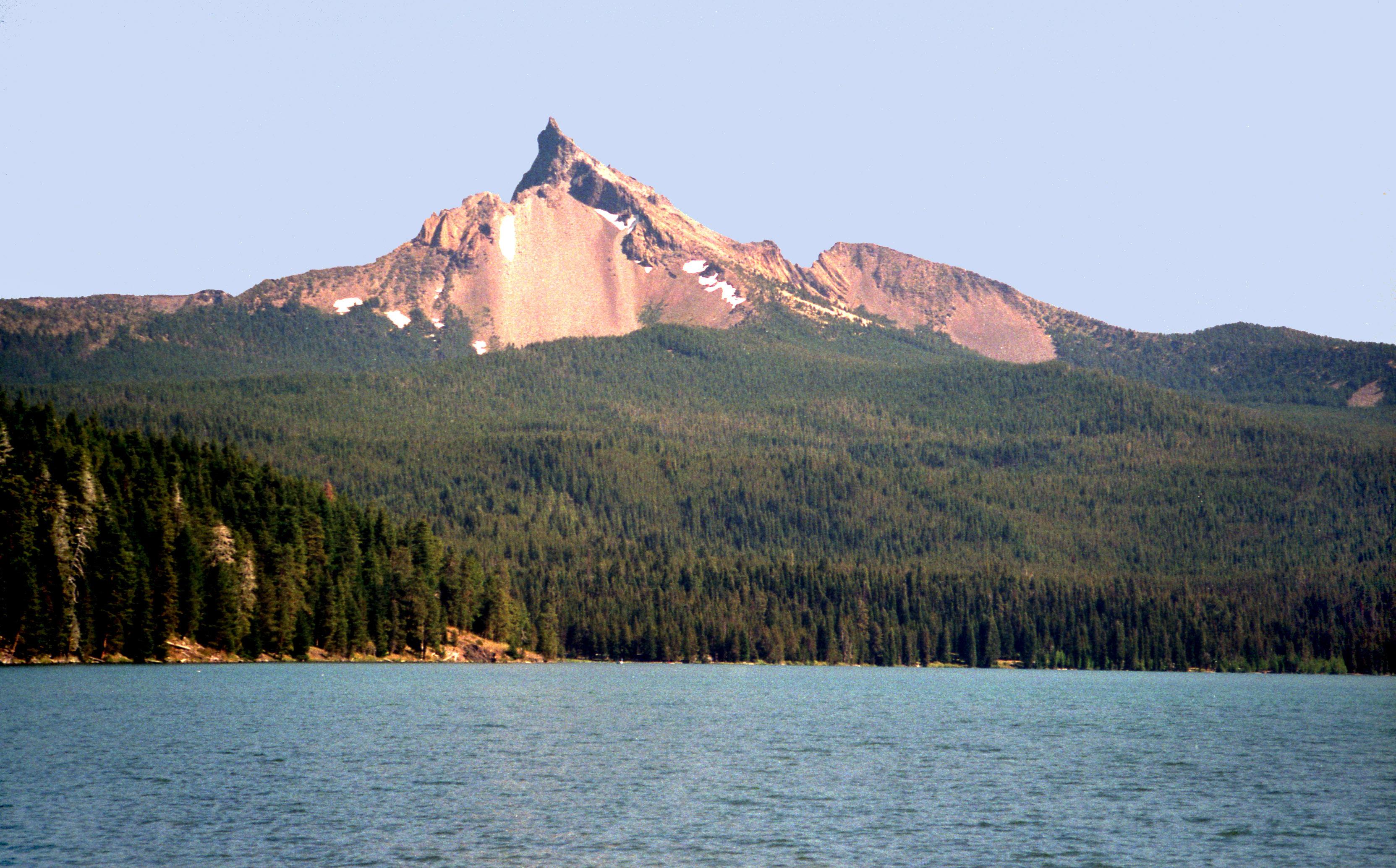 Diamond Lake Mountain